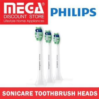 Harga Philips Sonicare Plaque Control Toothbrush Heads / Hx9023