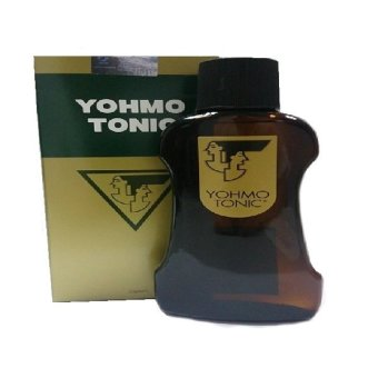 Harga YOHMO TONIC 200ml--a hair tonic to be used externally by both men and women.