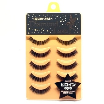 Harga Diamond Lash, Nudy Couture Heroine Eye False Eyelashes