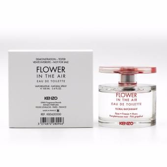 Harga Tester Kenzo Flower In The Air 100ml EDT SP Ladies