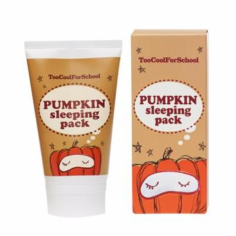 Harga [Too Cool For School] PUMPKIN SLEEPING PACK 100ml - intl