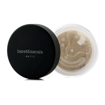 Harga Bare Escentuals BareMinerals Matte Foundation Broad Spectrum SPF15 - Golden Fair 6g/0.21oz