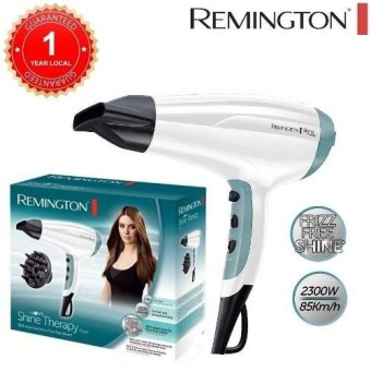 Harga REMINGTON D5216 Shine Therapy Hair Dryer 2300W Ionic Conditioning Frizz Free Shine