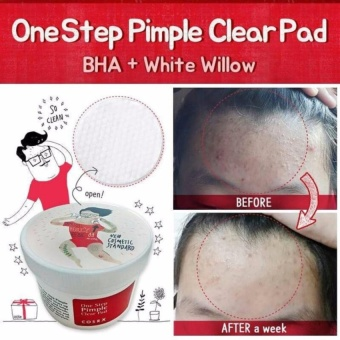 Harga COSRX One Step Pimple Pad (70 Pads)
