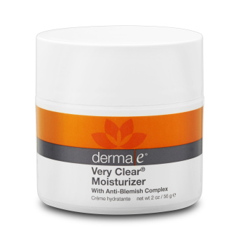 Harga Derma e Very Clear Moisturizer With Anti-Blemish Complex (For Oily Skin) 2oz, 56g