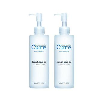 Harga Cure Natural Aqua Gel 250ml x 2