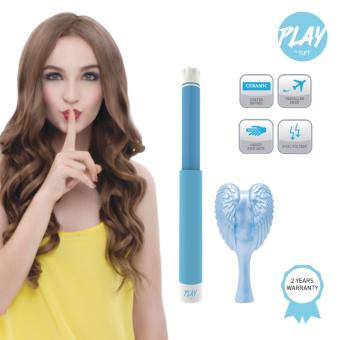 Harga PLAY by TUFT Travel Curling Iron
