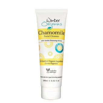 [Winter Organics] 100% Natural and Certified Organic Chamomile Facial Cleanser