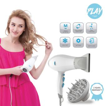 Harga PLAY by TUFT Professional Hair Dryer