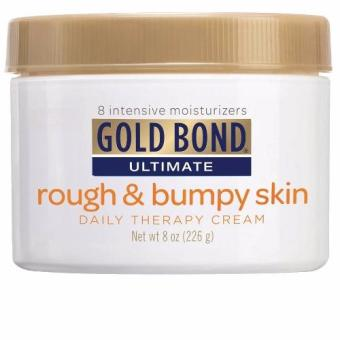 Harga Gold Bond Ultimate Rough & Bumpy Skin Daily Therapy Cream - 226g