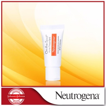 Harga Neutrogena Vanishing Cream Formula On-the-Spot Acne Treatment 21g