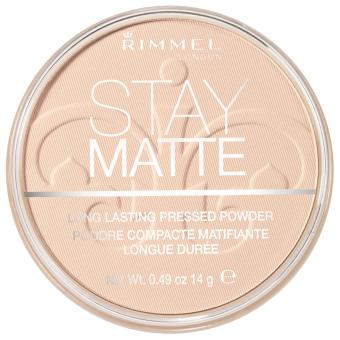 Harga Rimmel Stay Matte Pressed Powder (Buff Beige)