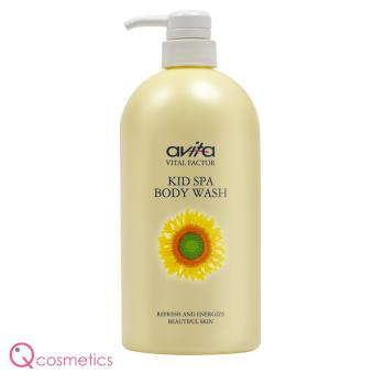 Harga Avita Kid Spa Body Wash 1000ml