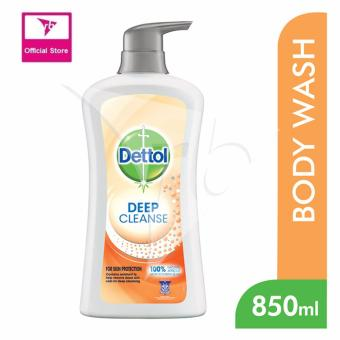 Harga Dettol Deep Cleanse 850Ml *New*
