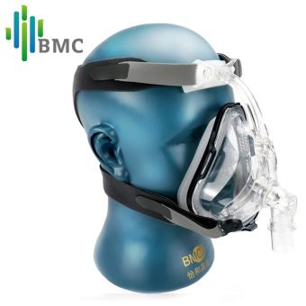 Harga BMC FM1 Full Face Mask For Snoring Apply To Medical CPAP - intl