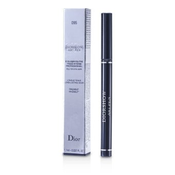 Harga Christian Dior Diorshow Art Pen Eyeliner - # 095 Catwalk Black 1.1ml/0.037oz