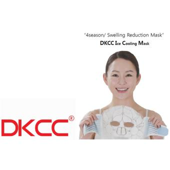 Mask Combo: DKCC Ice Cooling Mask - For Four Seasons / Face Swelling Reduction Mask and Orchid Deep Moisturizing Mask (5 pcs/box, 25g/pcs)