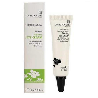 Harga Living Nature Firming Eye Cream 10ml