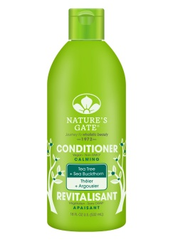 Harga Nature's Gate Tea Tree + Sea Buckthorn Calming Conditioner 532ml