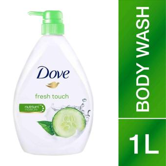 Harga Dove Go Fresh Touch Body Wash 1L