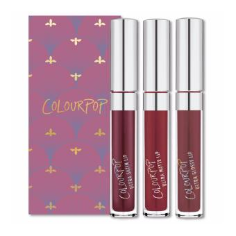 Harga Colourpop - Value Sets - Can You Knot