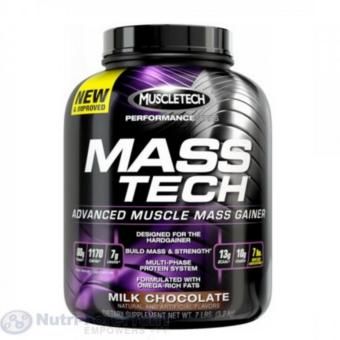 Harga MUSCLETECH Mass Tech 7lb Milk Chocolate
