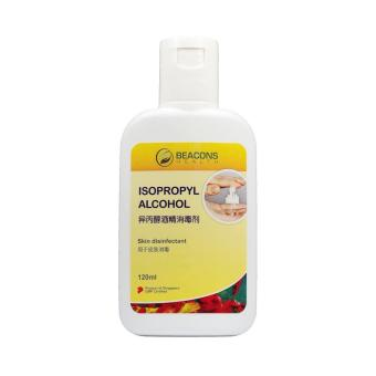 Harga BeaconsHealth Isopropyl Alcohol 70% 120ml