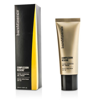 Harga Bare Escentuals Complexion Rescue Tinted Hydrating Gel Cream SPF30 - #03 Buttercream 35ml/1.18oz