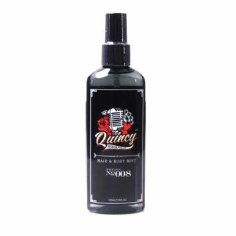 Harga Quincy Pomade Hair and Body Mist #008 By Defy Empire