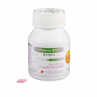 Harga BeaconsHealth Vitamin B12 Tablets 10mcg 60's