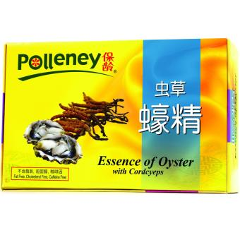Harga Polleney Essence of Oyster with Cordyceps 6 bots x 70ml