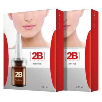 Harga 2B Alternative For Face Slimming Essence 7ml x 4
