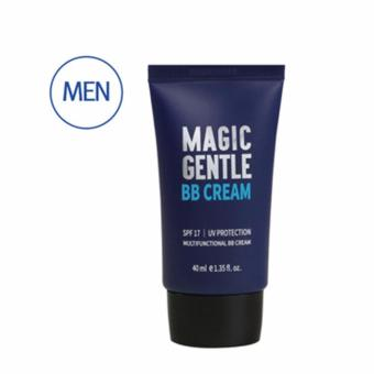 Harga [April skin] Magic Gentle BB Cream (For Men) 40ml - intl