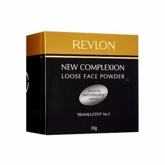 Harga Revlon New Complexion Loose Face Powder Translucent No.1