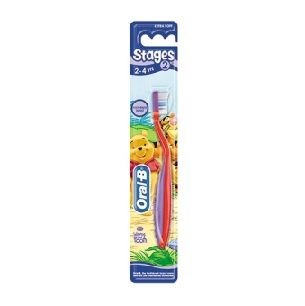 Harga Oral-B Stage 2 Toothbrush For Little Kids