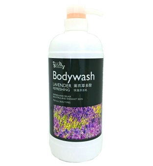 Harga Touch Beauty Bodywash Lavender Refreshing 1l