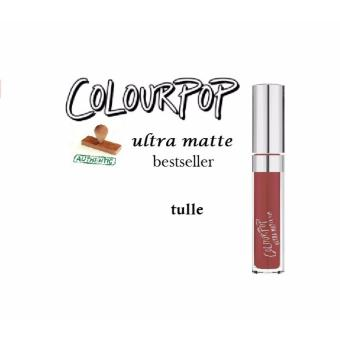 Harga COLOURPOP ULTRA MATTE LIP Bestseller 100% Authentic [tulle]