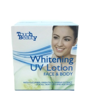 Harga Touch Beauty Whitening Uv Lotion Face & Body