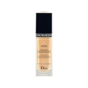 Harga Christian Dior DiorSkin Star Studio Makeup Spectacular Brightening Weightless Perfection SPF30 / PA++ 1oz/30ml (# 020 Beige Clair / Light Beige) (EXPORT)