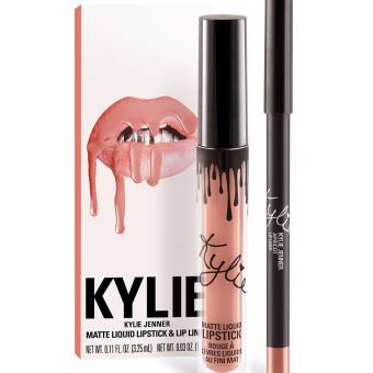 Harga Kylie Matte Liquid Lip Kit Apricot