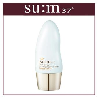 Harga su:m37˚ Sun-away Cooling Watery Sun Block SPF50+ PA+++ 50ml