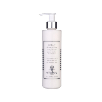 Harga Sisley Lyslait Cleansing Milk with White Lily (Dry / Sensitive Skin) 8.4oz/250ml (EXPORT)