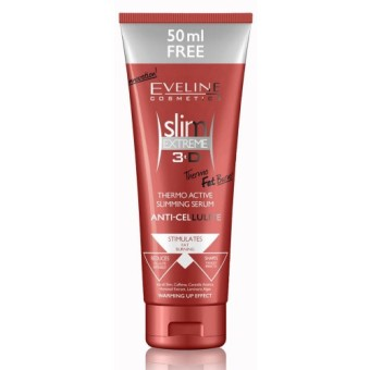Harga Eveline Slim Ext Thermo Active Slimming Serum 250ml