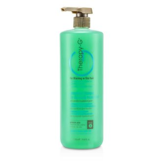 Harga Therapy-g Antioxidant Shampoo Step 1 (For Thinning or Fine Hair/ For Chemically Treated Hair) 1000ml/33.8oz
