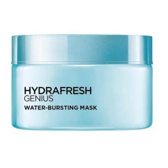 Harga L'Oreal Paris Hydrafresh Genius Water-Bursting Mask