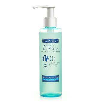 Harga Bio-essence Miracle Bio Water Jelly Makeup Remover 200ml