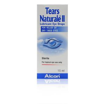 Harga TEARS NATURALE II EYE DROP 15ML