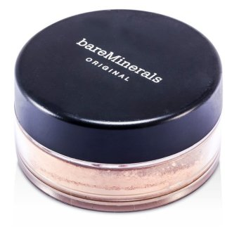 Harga Bare Escentuals BareMinerals Original SPF 15 Foundation - # Light (W15) 8g