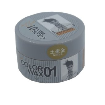 Harga Hair Color Wax (Golden)