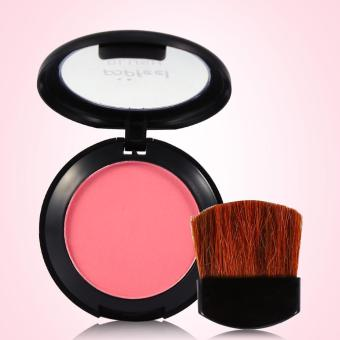 Harga Professional Three-in-one Cosmetic Powder Makeup Blush With Brush(2#) - intl